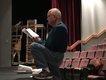 Scrooge rehearsal Jack Mann