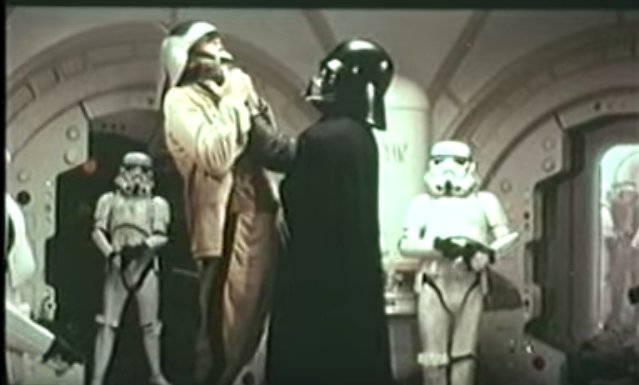 Star Wars Episode 4 screen shot
