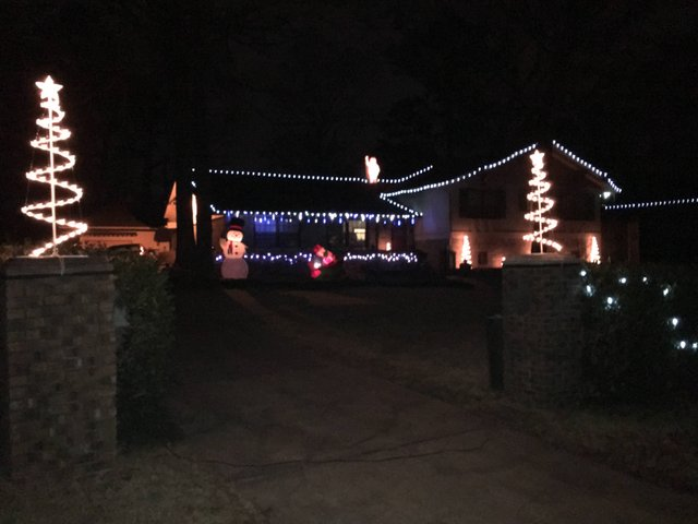 Christmas Lights Hoover Al 2020 Hoover residents list favorite places to see Christmas lights in