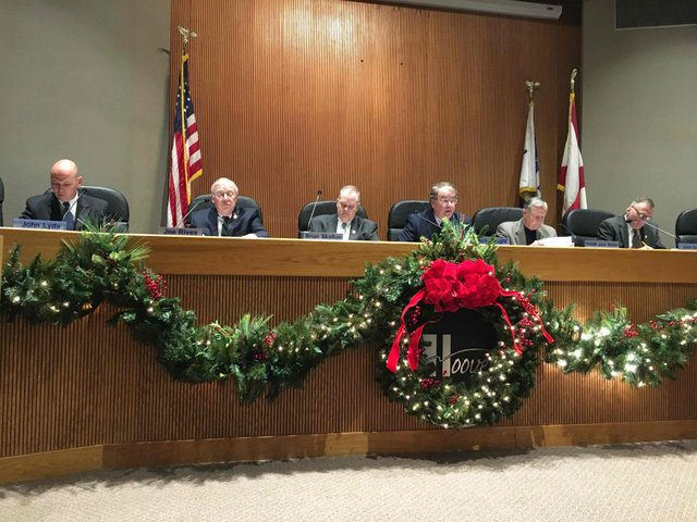Hoover council 12-7-15
