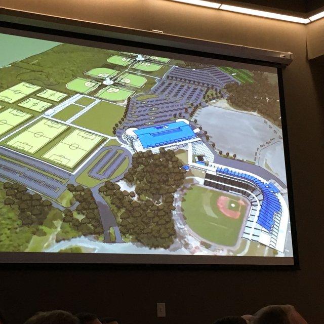 Hoover Sportsplex 12