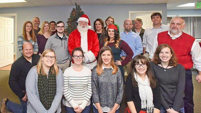Starnes Publishing staff Dec 2015