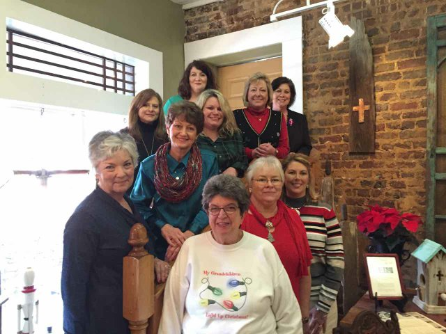 Shelby County city clerks Dec 2015