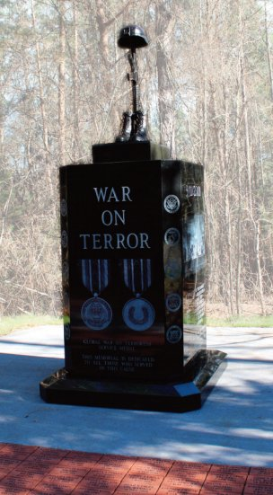 War on Terror monument