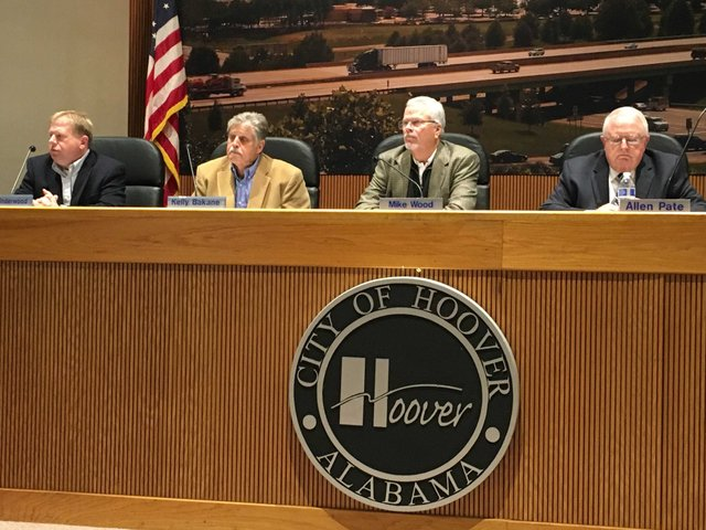 Hoover zoning board 2-8-16
