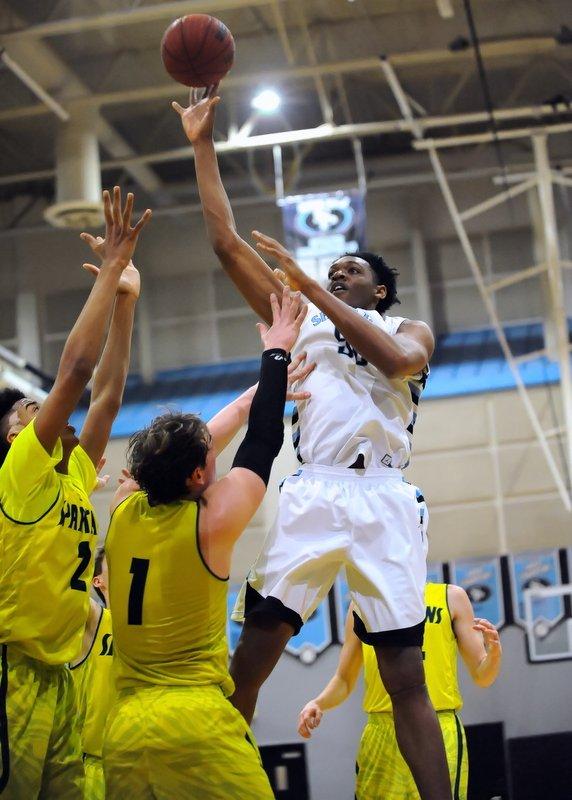 Spain Park Basketball