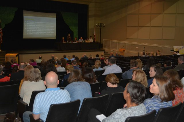Hoover rezoning meeting 2-23-16