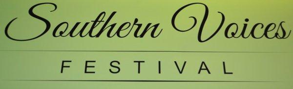 Southern Voices Festival 2016 logo