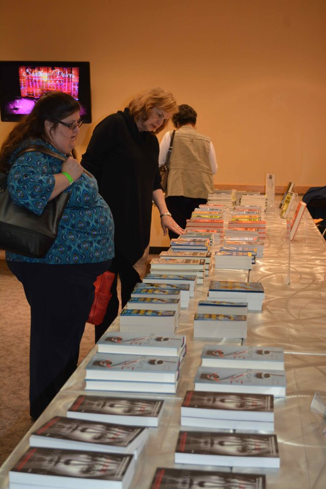 Southern Voices 2016 book sales 2