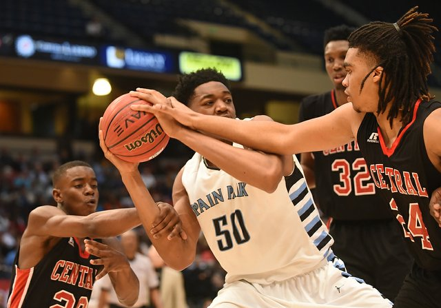 Spain Park vs Central-Phenix City Final Four