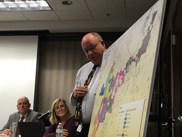 Hoover school board meeting 3-7-16