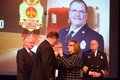 Hoover fire promotion ceremony 2016 DePiano