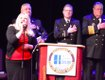 Hoover fire promotion ceremony 2016