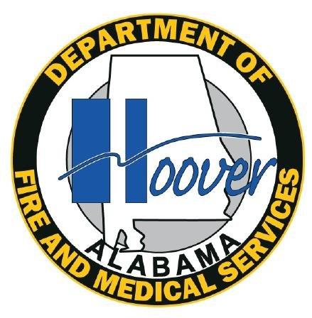 Hoover Fire Department logo