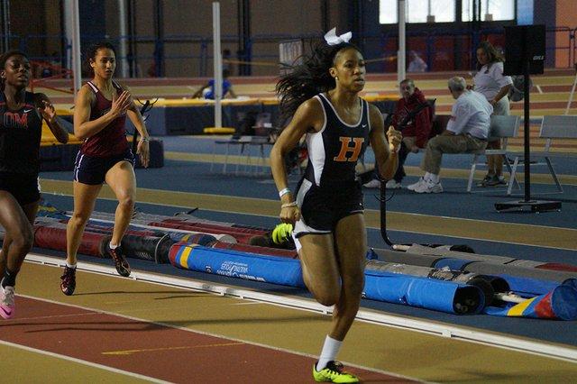 Hoover Indoor Track