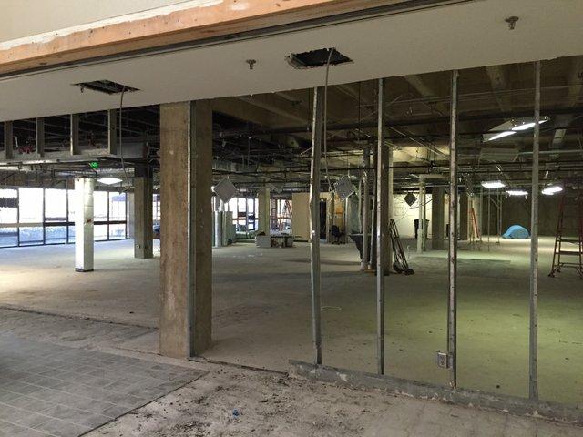 Hoover Municipal Center renovation 2016