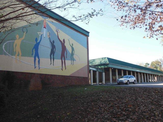 Old Berry High School Nov 2015