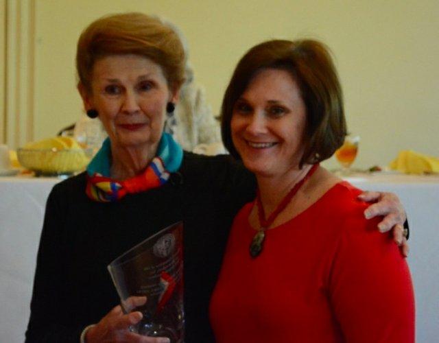 Womens Committee Awards Beddow