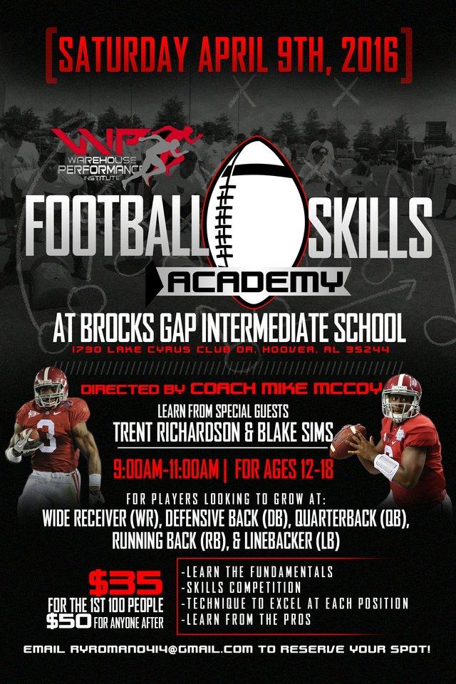 Football Skills Clinic