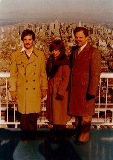 Pat Morrow World Trade Center