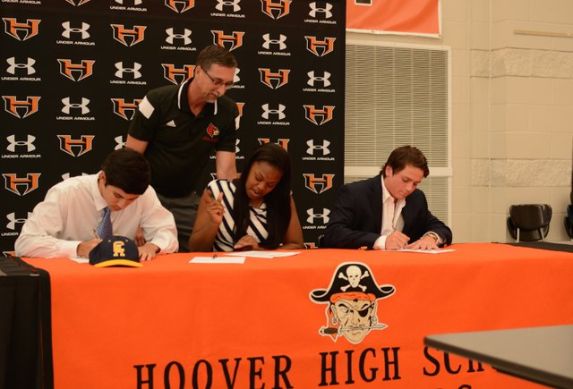 Hoover signing