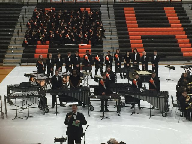 HHS Band Spring Concert 2016 2