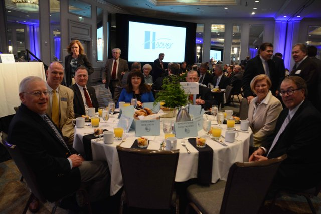Mayor's Prayer Breakfast 2016 Council
