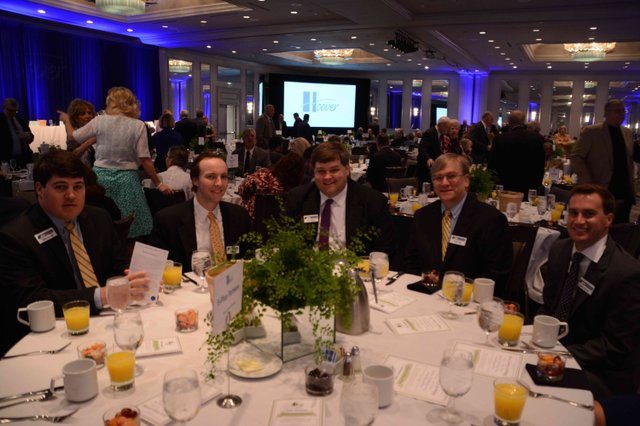 Mayor's Prayer Breakfast 2016 Fi-Plan Partners