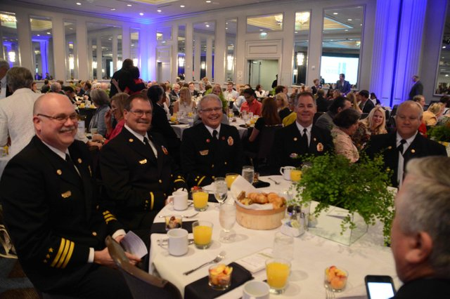 Mayor's Prayer Breakfast 2016 fire 2