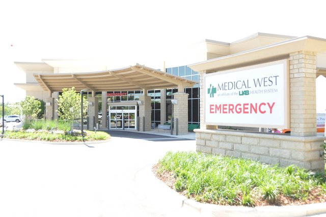 Medical West Hoover ER 5-5-16