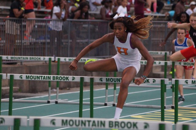 Hoover Outdoor Track