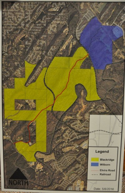 Blackridge map 5-6-16