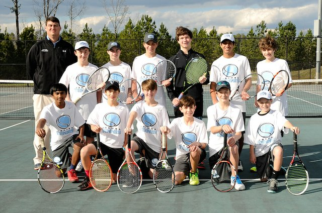 Berry Middle Tennis