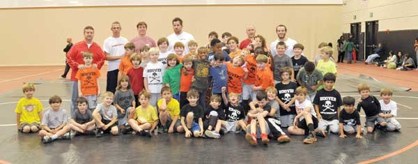 Hoover Recreational Wrestling League