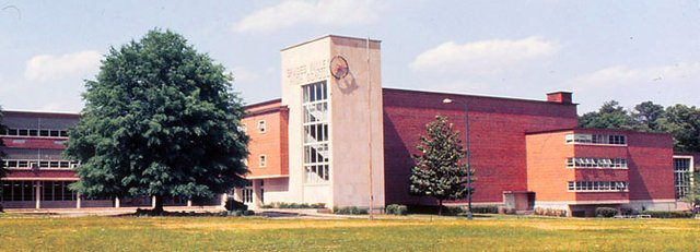 Former Shades Valley High School