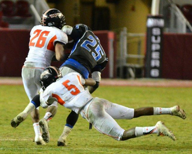 Defense stifles Auburn