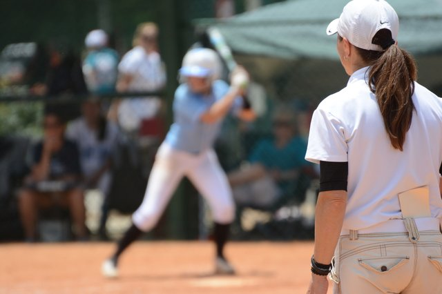 Spain Park Softball