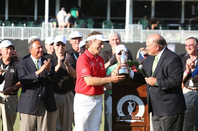 Bernhard Langer 2016 Regions Tradition