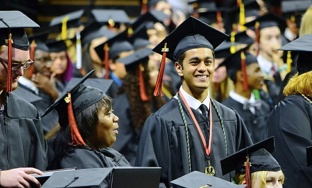 Hoover High Commencement