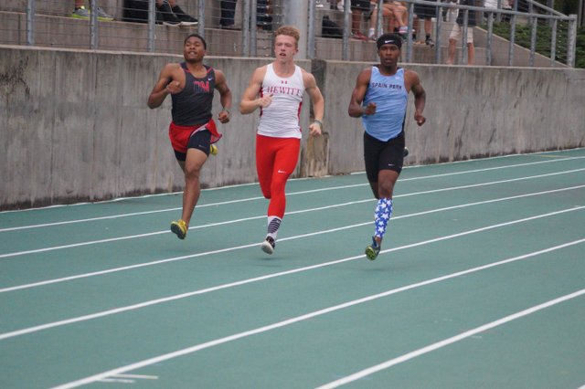 Spain Park Outdoor Track
