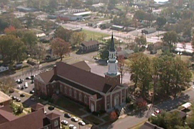 Hunter Street Baptist in Birmingham