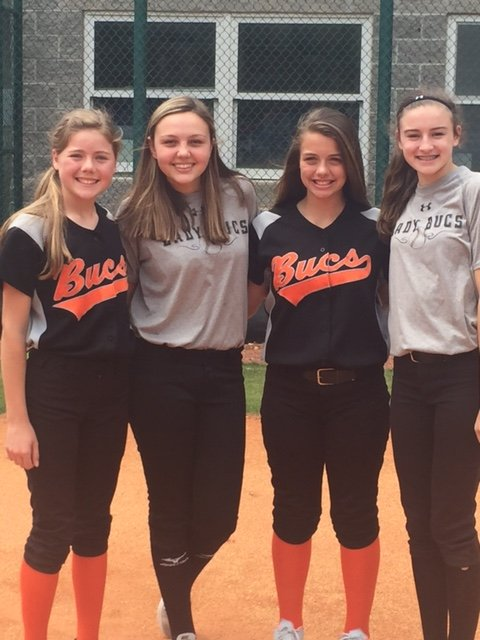 Bumpus Simmons Softball