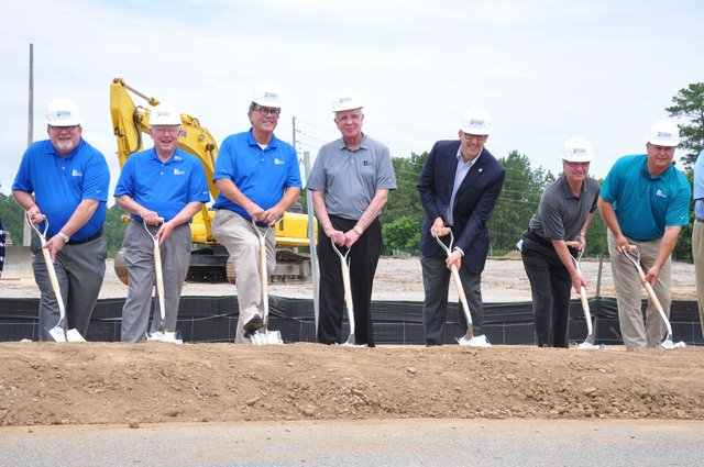 Hoover Sportsplex groundbreaking 3