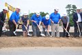 Hoover Sportsplex groundbreaking 4