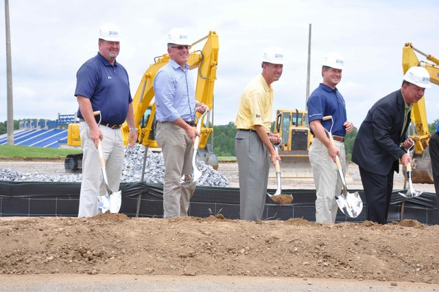 Hoover Sportsplex groundbreaking 5