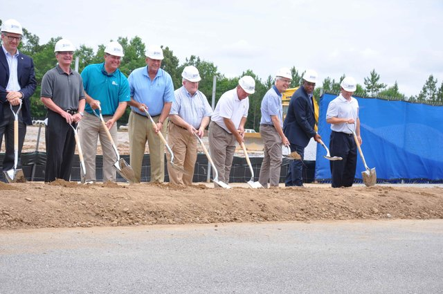 Hoover Sportsplex groundbreaking 6