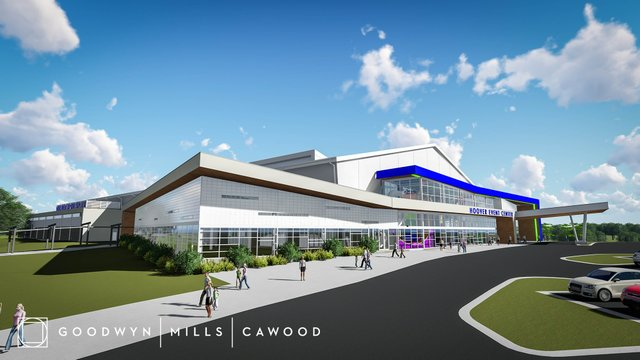 Hoover Event Center exterior 1