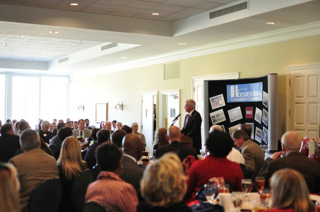 Mayor Gary Ivey delivers State of City