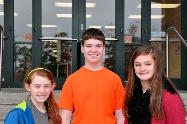 Simmons Middle School All-State Orchestra