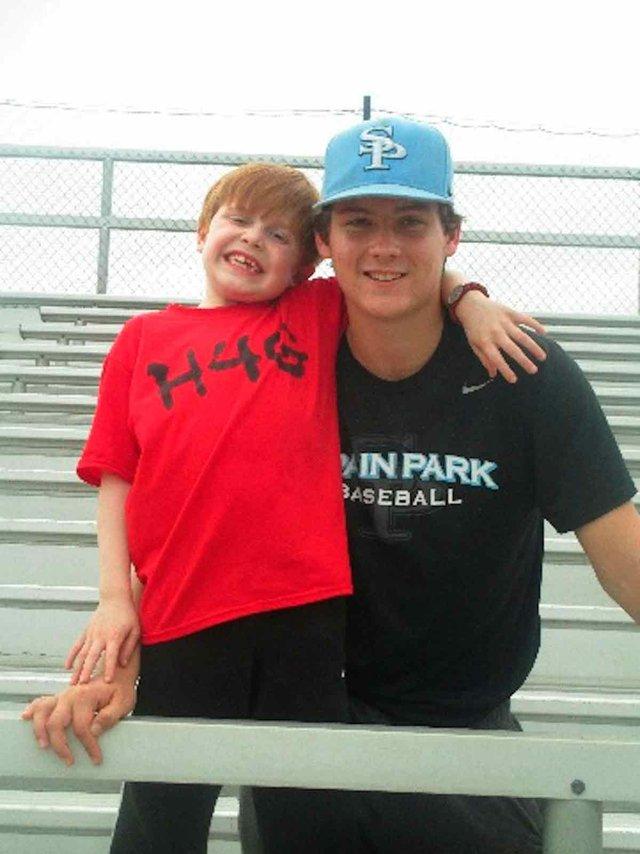 Tyler Wise all-american baseball team